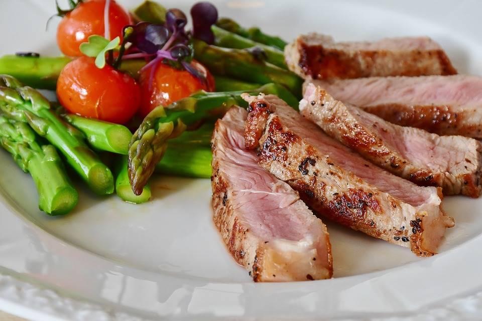 steak, vegetarián