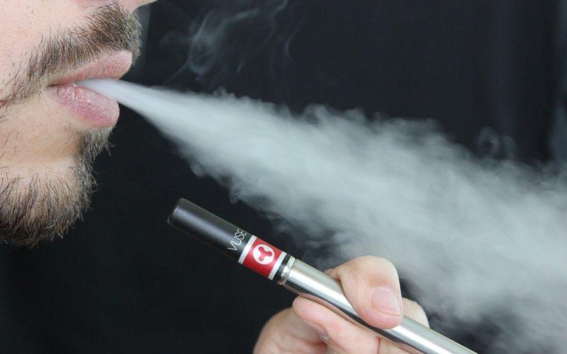 Kouření první osoby